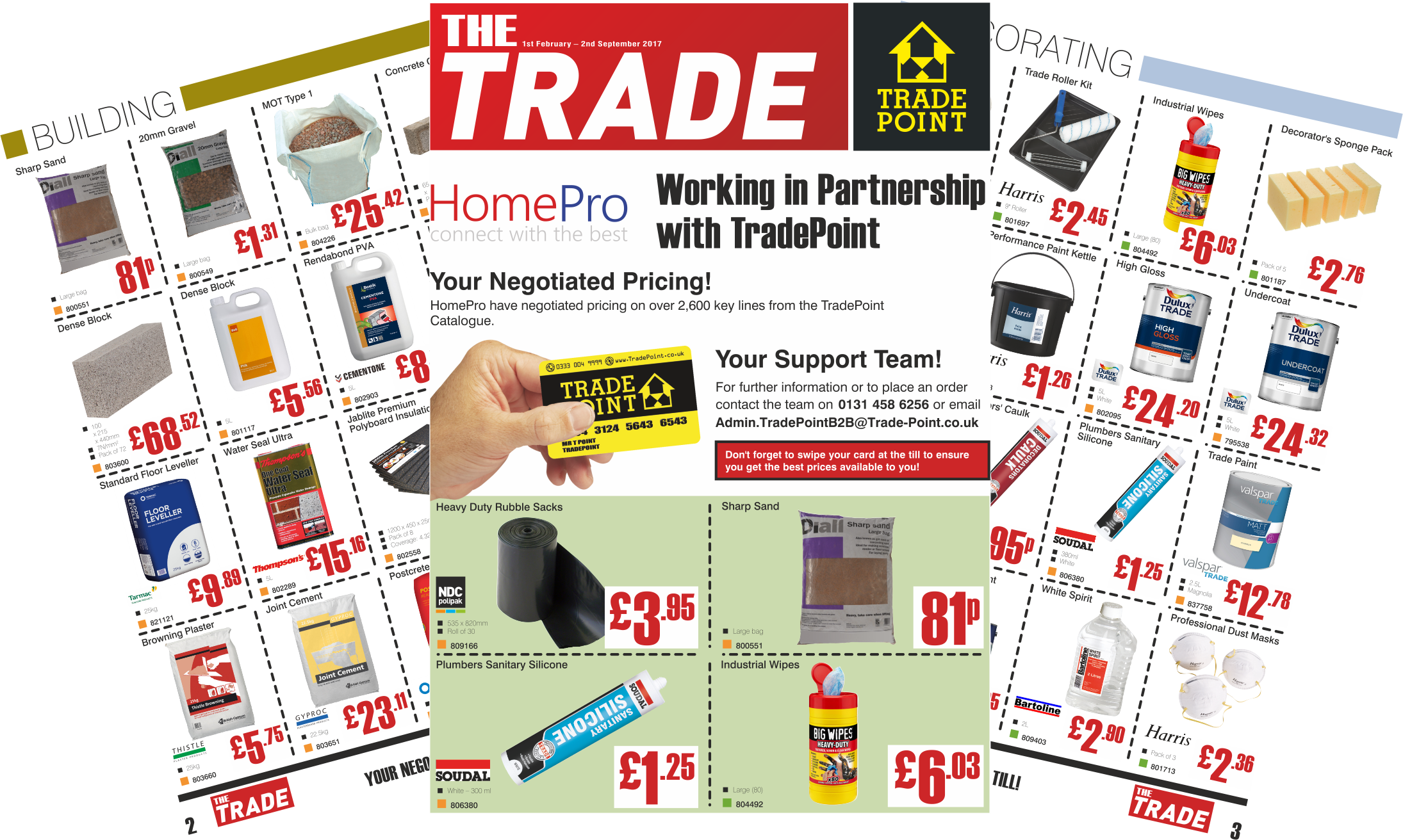 TradePoint Catalogue