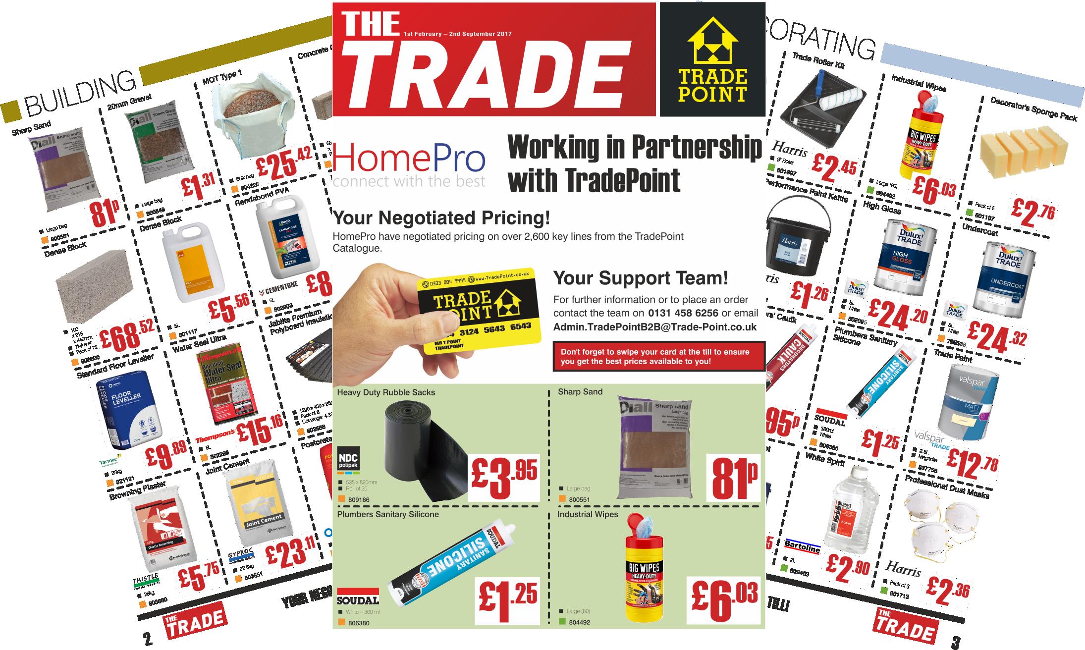 TradePoint Catalogue